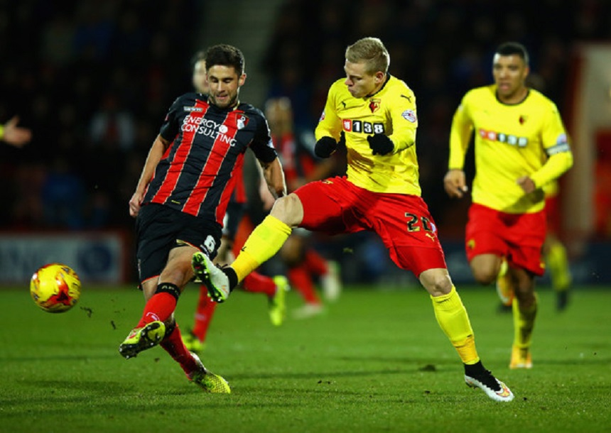 Prediksi Bola Jitu Bournemouth vs Watford 3 Januari 2019