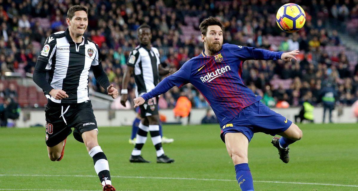 Prediksi Bola Jitu Barcelona vs Levante 18 Januari 2019