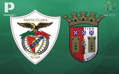 Prediksi Bola Jitu Braga vs Santa Clara 30 Januari 2019