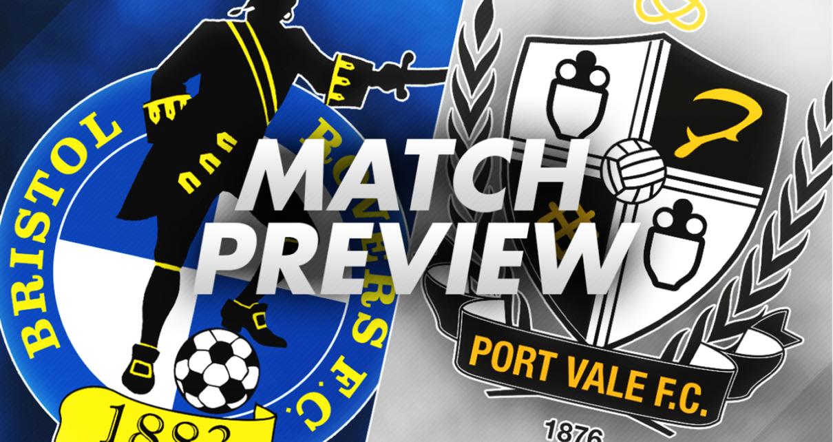 Prediksi Bola Jitu Bristol Rovers vs Port Vale 23 Januari 2019