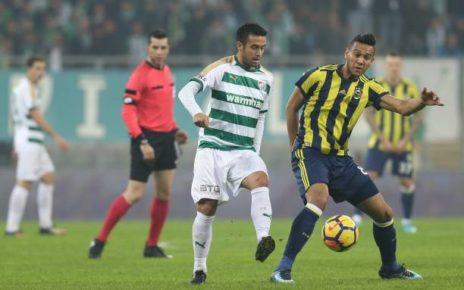 Prediksi Bola Jitu Bursaspor vs Fenerbahce 20 Januari 2019