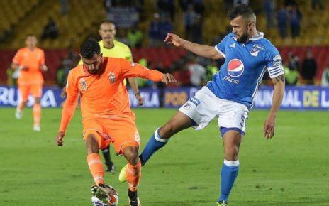 Prediksi Bola Jitu Envigado vs Millonarios 28 Januari 2019