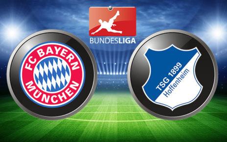 Prediksi Bola Jitu Hoffenheim vs Bayern Munchen 19 Januari 2018