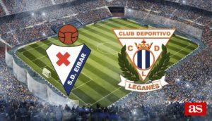 Prediksi Bola Jitu Leganes vs Eibar 27 Januari 2019