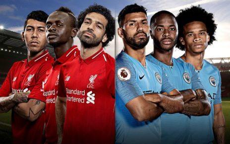 Prediksi Bola Jitu Liverpool vs Manchester City 14 Januari 2018Prediksi Bola Jitu Liverpool vs Manchester City 14 Januari 2018