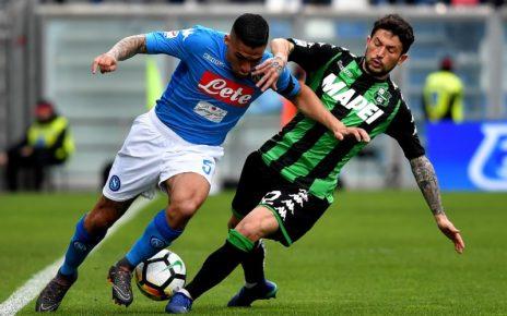 Prediksi Bola Jitu Napoli vs Sassuolo 14 Januari 2019