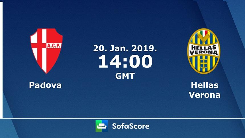 Prediksi Bola Jitu Padova vs Verona 20 Januari 2019