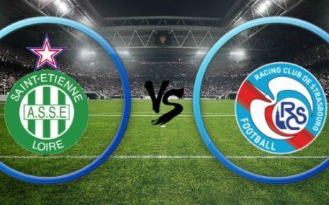 Prediksi Bola Jitu Saint Etienne vs Strasbourg 3 Februari 2019
