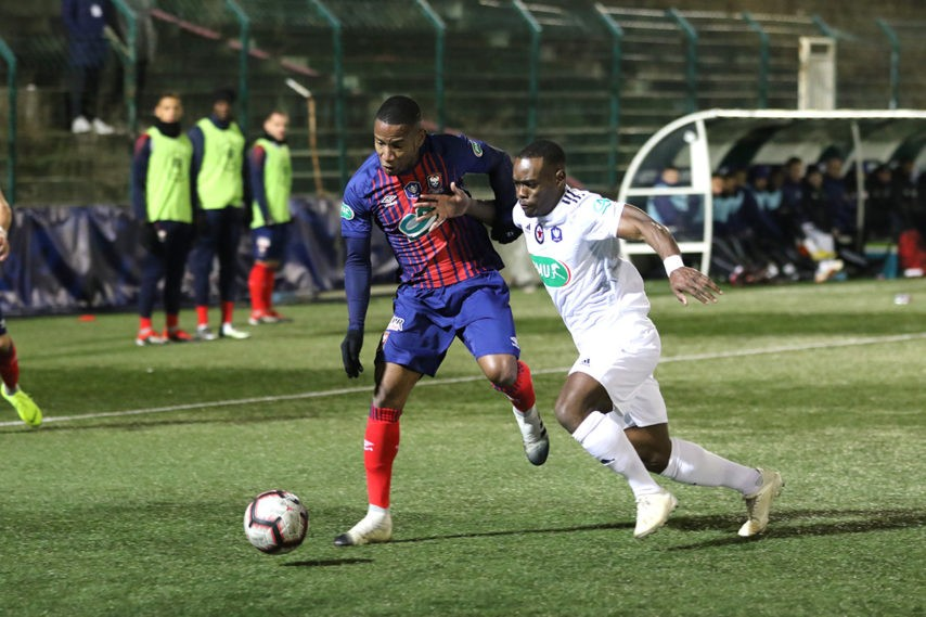 Prediksi Bola Jitu Viry-Chatillon vs Caen 24 Januari 2019