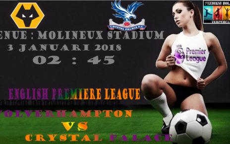 Prediksi Bola Jitu Wolverhampton Vs Crystal Palace 3 Januari 2019