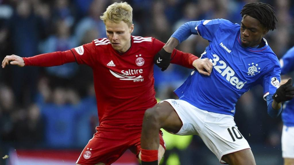 Prediksi Bola Jitu Aberdeen vs G.Rangers 7 Februari 2019