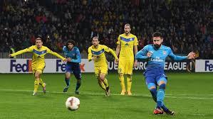 Prediksi Bola Jitu BATE Borisov vs Arsenal 15Februari2019