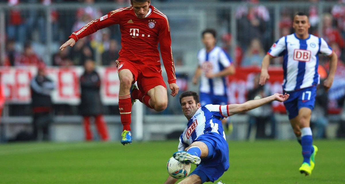 Prediksi Bola Jitu Bayern MunchenvsHertha Berlin 23 Februari2019