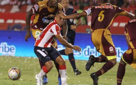 Prediksi Bola Jitu Deportes Tolima vs Atletico Junior21 Februari2019