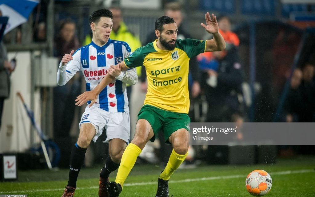 Prediksi Bola Jitu Fortuna Sittard vs Heerenveen 24Februari 2019