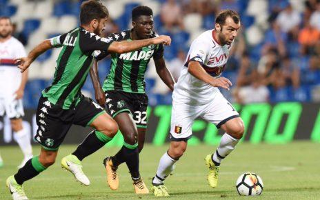 Prediksi Bola Jitu Genoa vs Sassuolo 3 Februari 2019