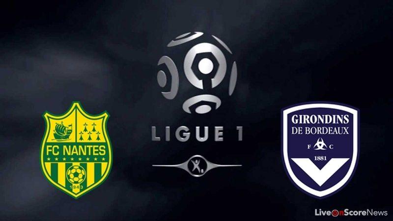 Prediksi Bola Jitu Nantes vs Bordeaux 24 Februari 2019