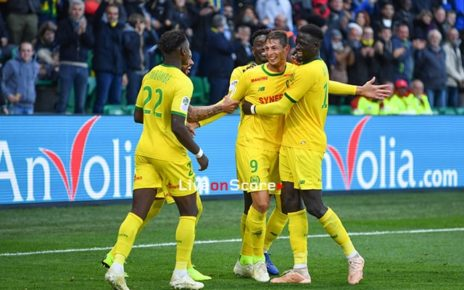 Prediksi Bola Jitu Nantes vs Nimes 10 Februari 2019