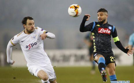 Prediksi Bola Jitu Napoli vs FC Zurich21Februari2019