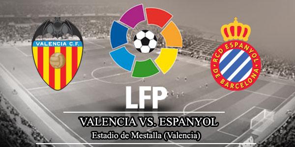Prediksi Bola Jitu Valencia vs Espanyol17Februari2019