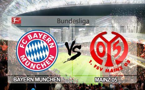 Prediksi Bola Jitu Bayern Munchen vs Mainz 18 Maret2019