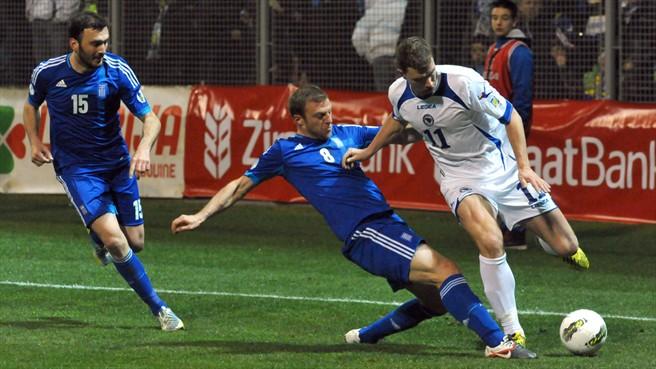 Prediksi Bola Jitu Bosnia-Herzegovina vs Greece 27 Maret 2019