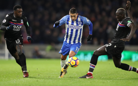 Prediksi Bola Jitu Crystal Palace vs Brighton Hove Albion 9 Maret 2019