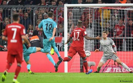 Prediksi Bola Jitu Freiburg vs Bayern Munchen 30 Maret 2019
