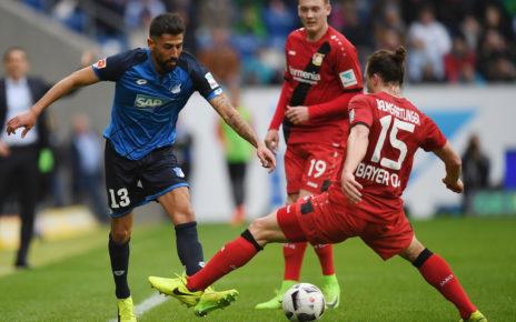 Prediksi Bola Jitu Hoffenheim vs Leverkusen 30 Maret 2019