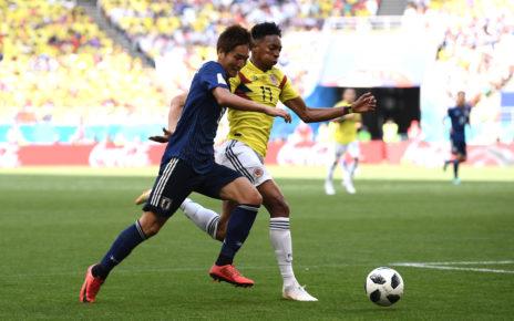 Prediksi Bola Jitu Japan vs Colombia 22 Maret 2019