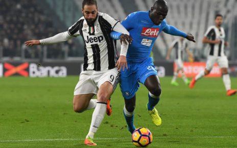 Prediksi Bola Jitu Napoli vs Juventus 4 Maret2019