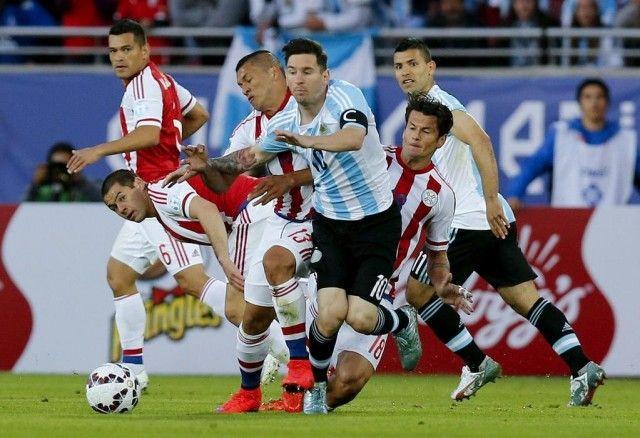 Prediksi Bola Jitu Peru (N) vs Paraguay 23 Maret 2019