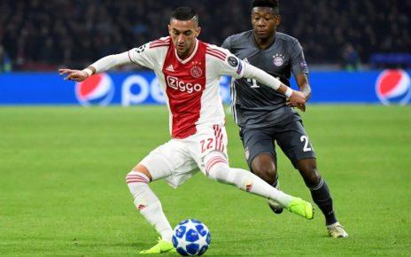 Prediksi Bola Jitu Ajax vs Excelsior 13 April 2019