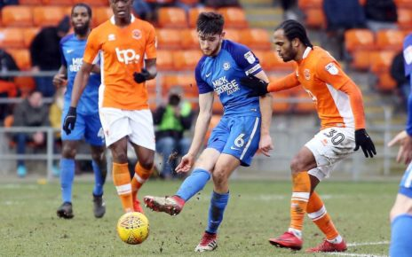 Prediksi Bola Jitu Blackpool vs Peterborough United 13 April 2019