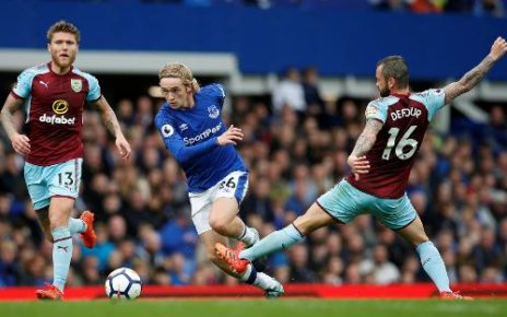 Prediksi Bola Jitu Everton vs Burnley 4 Mei 2019