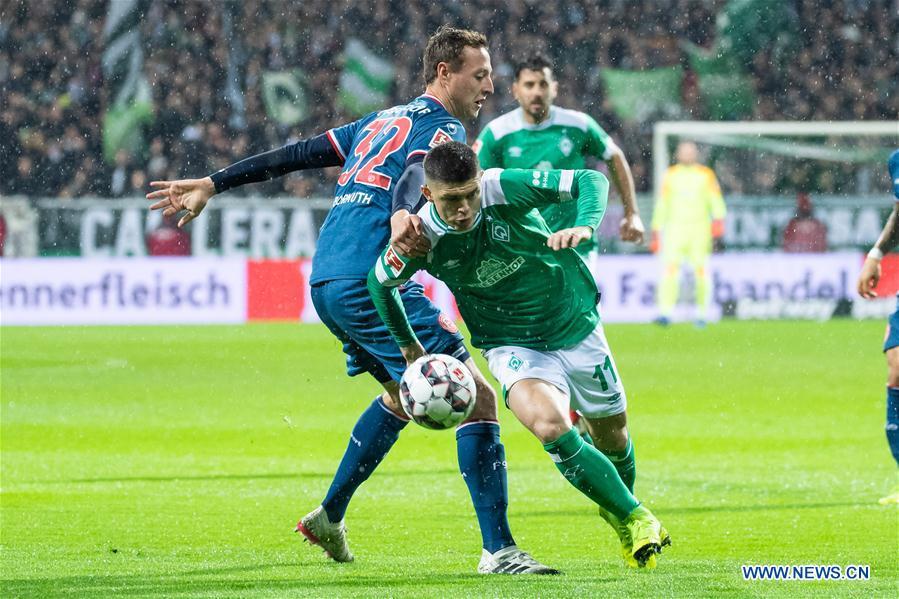 Prediksi Bola Jitu Fortuna Dusseldorf vs Werder Bremen 27 April 2019