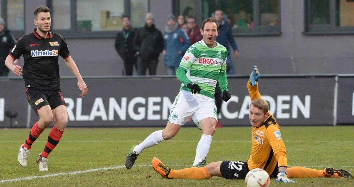 Prediksi Bola Jitu Greuther Furth vs Union Berlin 20 April 2019