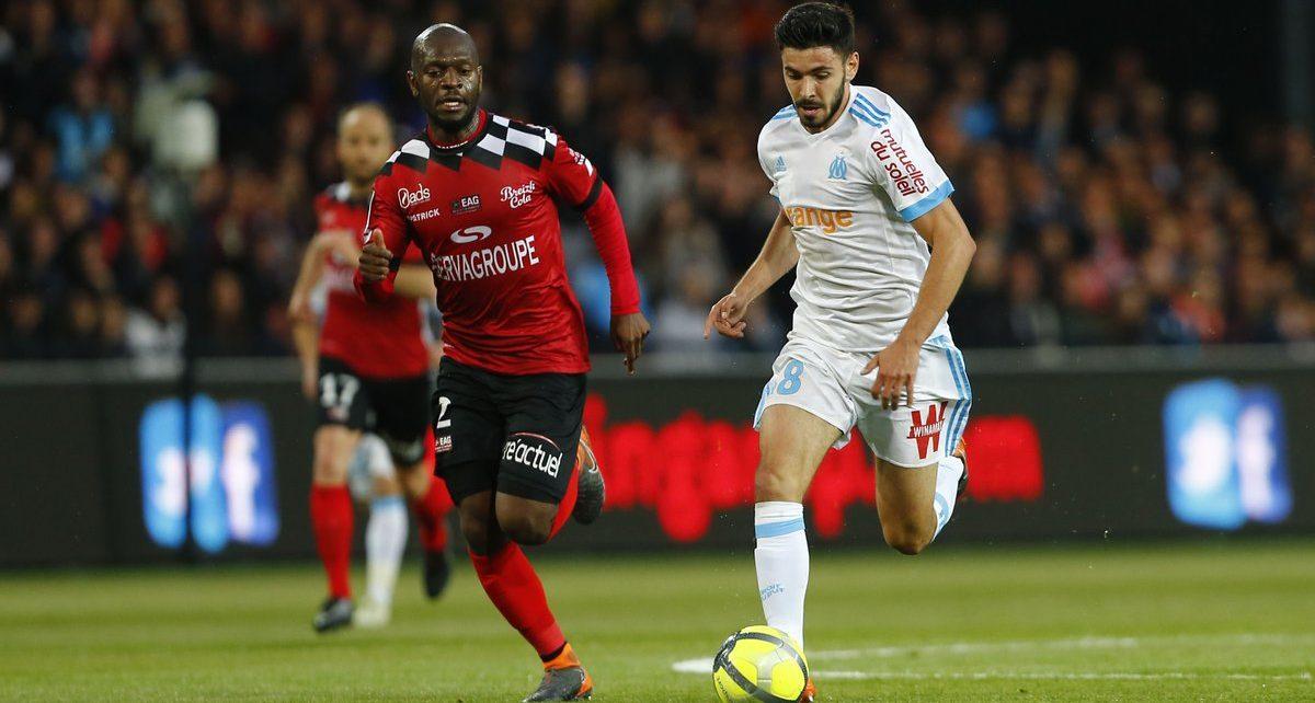 Prediksi Bola Jitu Guingamp vs Marseille 20 April 2019