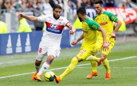 Prediksi Bola Jitu Nantes vs Lyon 13 April 2019
