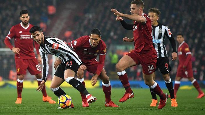 Prediksi Bola Jitu Newcastle vs Liverpool 5 Mei 2019