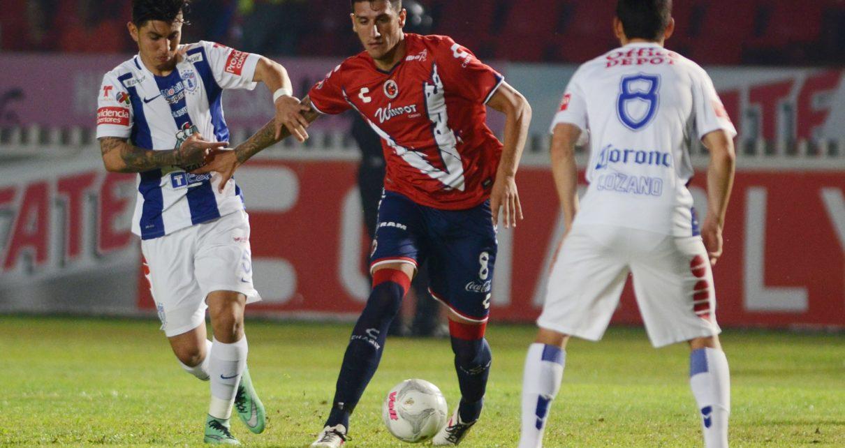 Prediksi Bola Jitu Pachuca vs Veracruz 14 April 2019