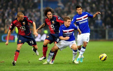 Prediksi Bola Jitu Sampdoria vs Genoa 14 April 2019