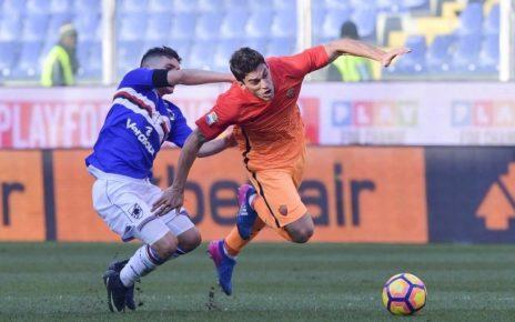 Prediksi Bola Jitu Sampdoria vs Roma 7 April 2019
