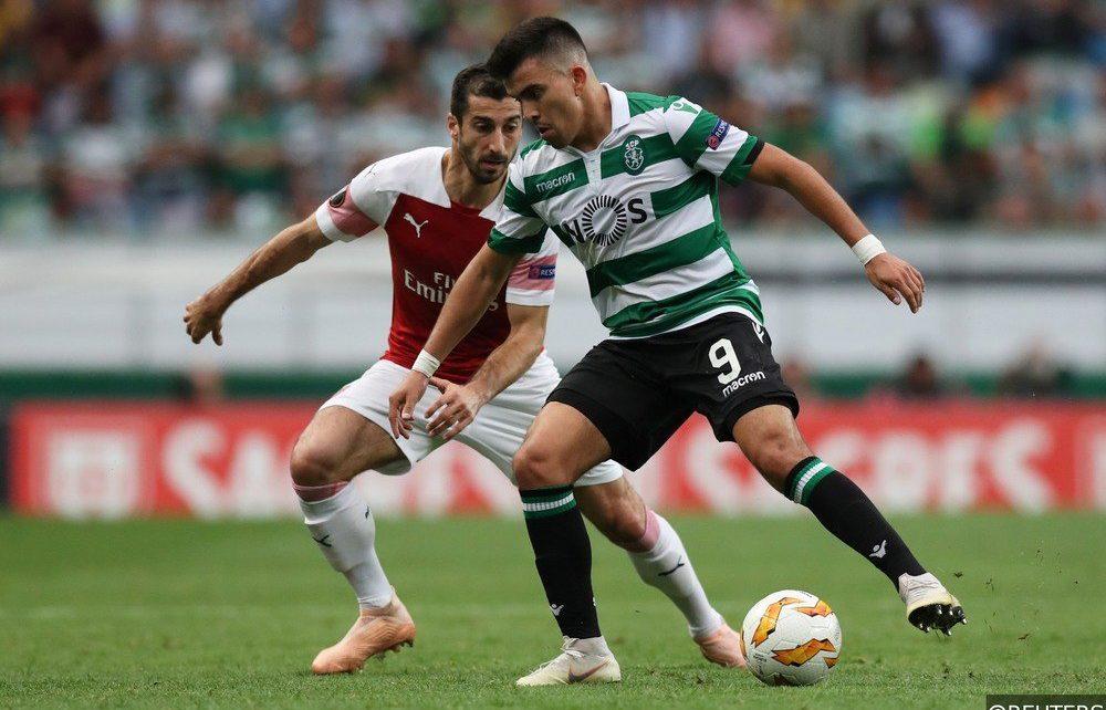 Prediksi Bola Jitu Sporting Lisbon vs Rio Ave 8 April 2019
