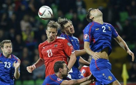 Prediksi Bola Jitu Austria vs Slovenia 8 Juni 2019