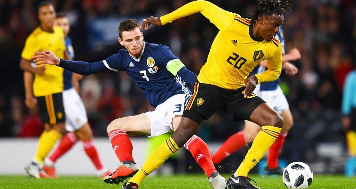 Prediksi Bola Jitu Belgium vs Scotland 12 Juni 2019