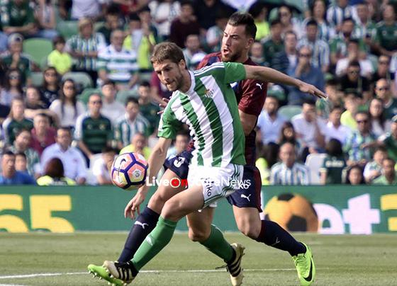 Prediksi Bola Jitu Eibar vs Real Betis 5 Mei 2019
