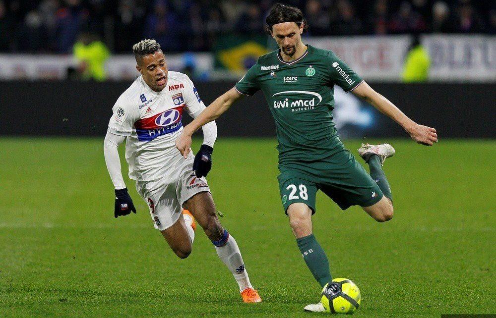 Prediksi Bola Jitu Saint Etienne vs Nice 19 Mei 2019