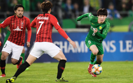 Prediksi Bola Jitu Urawa Red Diamonds vs Beijing Guoan 21 Mei 2019