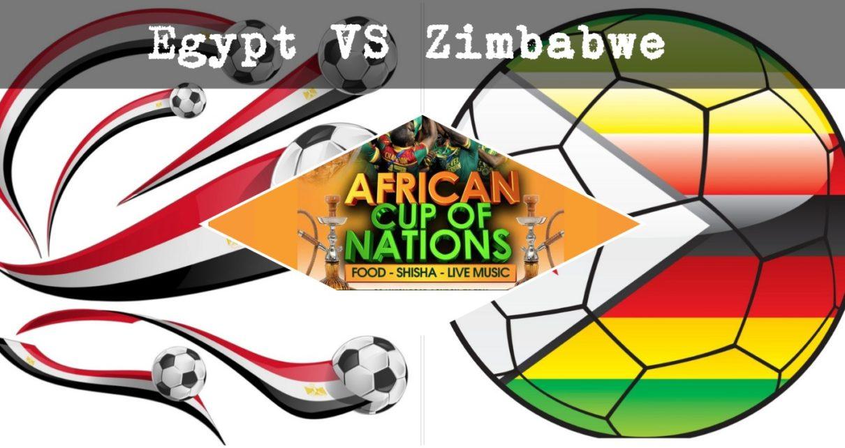 Prediksi Bola Jitu Egypt vs Zimbabwe 22 Juni 2019